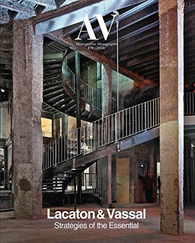 9788461717644: Av 170 - Lacaton & Vassal. Strategies of the Essential