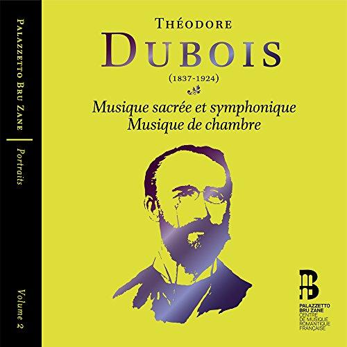 9788461723652: Dubois: Música Sacra Y Sinfónica [Retratos, Vol. 2] / Santon, Kalinine, Vidal, Buet. Brussels Philharmonic. François-Xavier Roth, Dirección