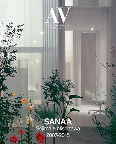 9788461723683: Av 171-172: Sanaa Sejima & Nishizawa 2007-2015 (English and Spanish Edition)
