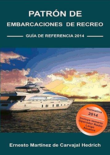 9788461731176: Patrón de Embarcaciones de Recreo - Guía de Referencia 2014