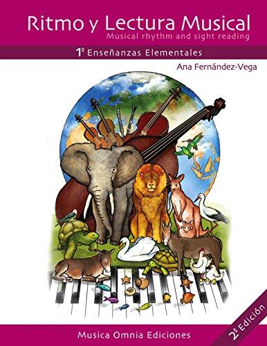 9788461740222: Ritmo y Lectura Musical 1 (Segunda Edición)