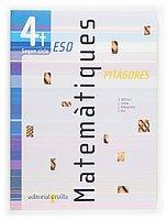 9788466105309: Matemàtiques, Pitàgores. 4t ESO - 9788466105309