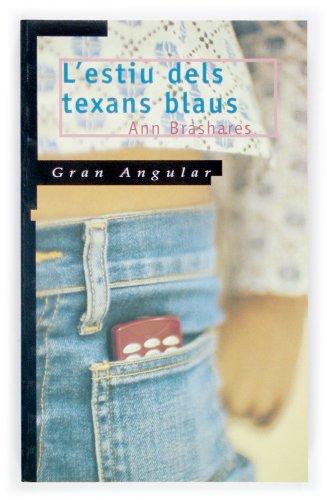 9788466106399: L'estiu dels texans blaus