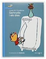 9788466107211: Gertrudis i els dies (Barco de Vapor Azul)