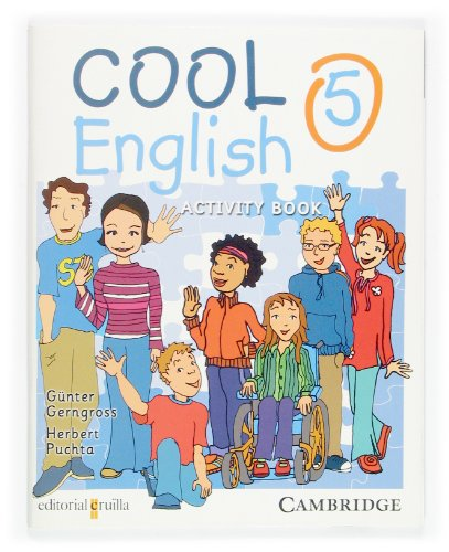 9788466108065: Cool English. 5 Primary. Activity Book