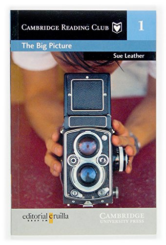 9788466108195: The Big Picture Cruilla Edition (Cambridge English Readers)