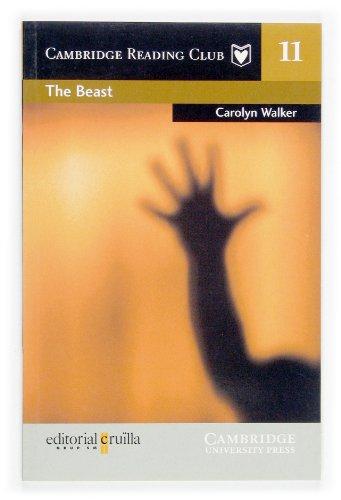 9788466108294: The Beast. Cambridge Reading Club 11 (Cambridge English Readers)