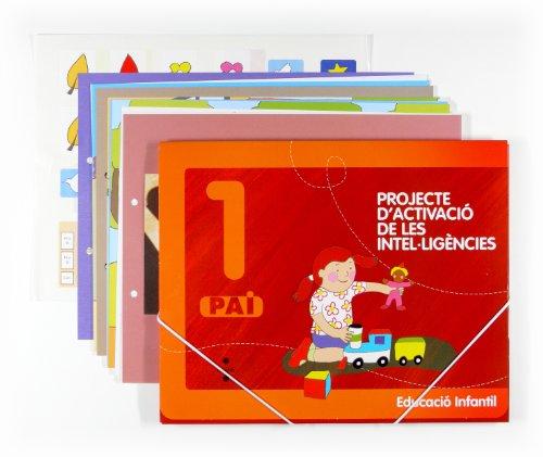 9788466114653: Projecte d'activaciò de les intel·ligències, 1 PAI. Educació Infantil - 9788466114653