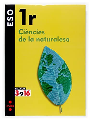 9788466116060: Ciències de la naturalesa. 1 ESO. Projecte 3.16 - 9788466116060