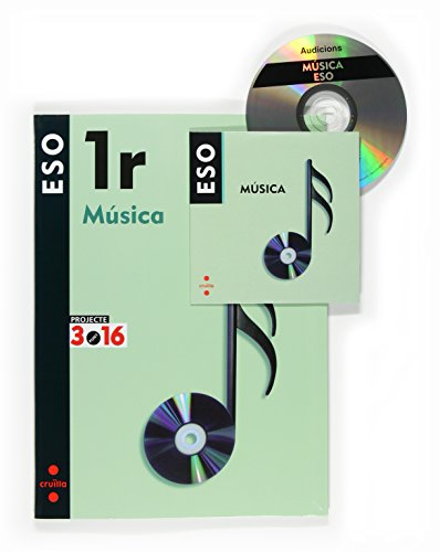 9788466116091: Música. 1 ESO. Projecte 3.16