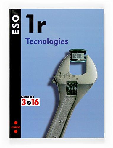9788466116664: Tecnologies. 1 ESO. Projecte 3.16