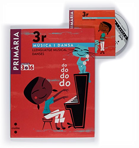9788466118620: Música i dansa. Llenguatge musical. Danses. 3 Primària. Projecte 3.16