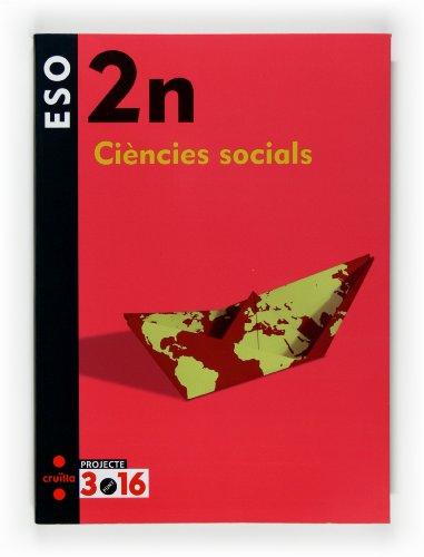 9788466119511: Ciències socials. 2 ESO. Projecte 3.16 - 9788466119511