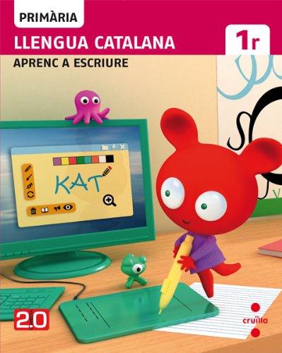 9788466125642: Llengua catalana, Aprenc a escriure. 1r Primària. Connecta 2.0 - 9788466125642