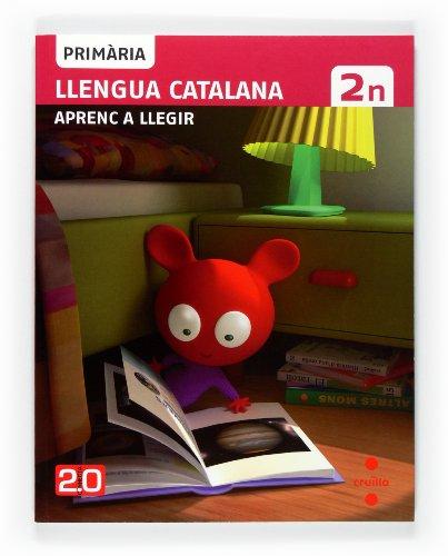 9788466125734: Llengua catalana, Aprenc a llegir. 2n Primària. Connecta 2.0