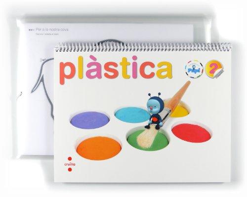 9788466125772: Plàstica. 2 Primària. Connecta amb Pupi - 9788466125772