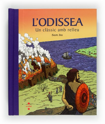 9788466127752: L'Odissea (Clasics en pop-up)