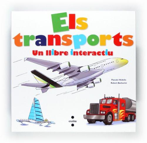 9788466128001: Els transports, un llibre interactiu