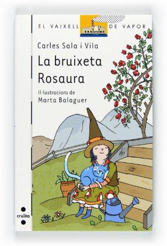 9788466128186: La bruixeta Rosaura