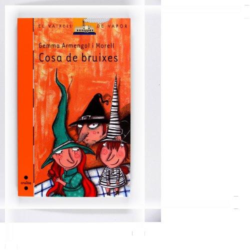9788466128193: Cosa de bruixes (Barco de Vapor Naranja)