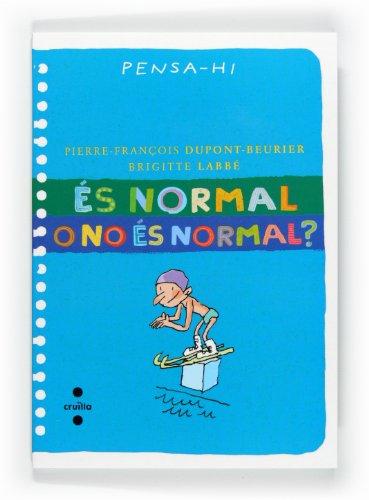 9788466128292: És normal o no és normal? (Piruletas de filosofía)