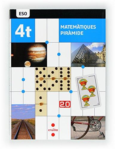 9788466129039: Matemàtiques, Piràmide. 4 ESO. Connecta 2.0