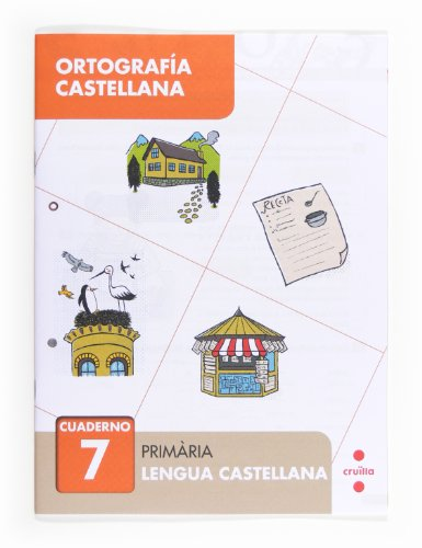 9788466133050: Ortografía castellana 7. Primària - 9788466133050