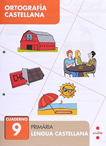 9788466133074: (13).CUADERNO ORTOGRAFIA 9.(3PRIM.)EN CASTELLANO