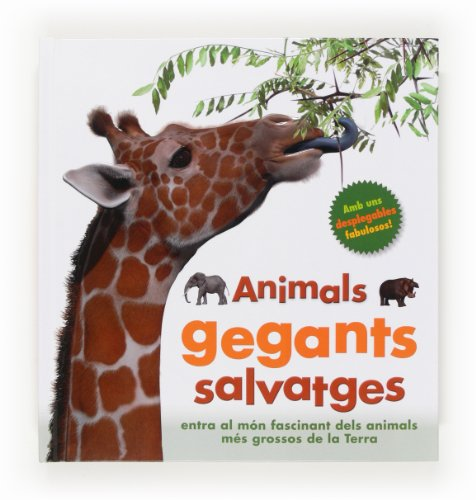 9788466133289: Animals gegants salvatges