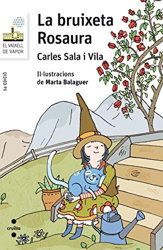 9788466140027: La bruixeta Rosaura