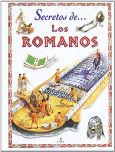 Secretos de los romanos (8466200878) by John Haywood; Editores y manualidades