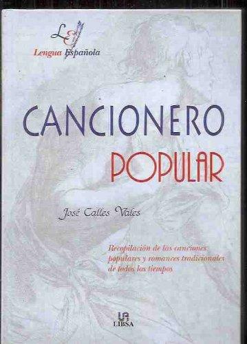 9788466201117: Cancionero popular