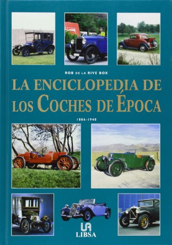 9788466201407: La Enciclopedia de Los Coches de Epoca (Spanish Edition)