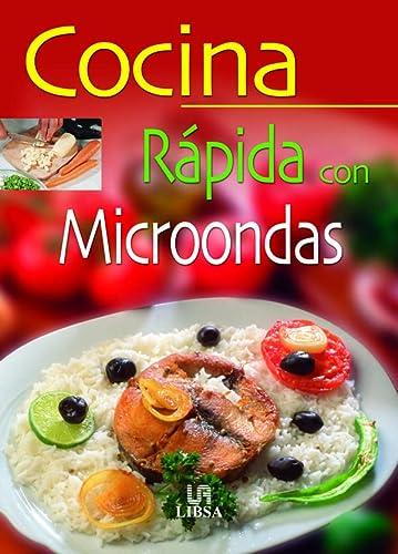 Cocina Rápida con Microondas (La Mejor Gastronomía): Sanjuan, Gloria