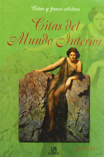 9788466202572: Citas del mundo interior / Quotes of the Inner World (Spanish Edition)