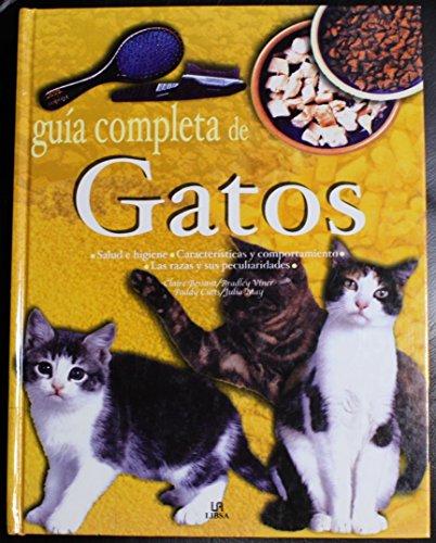 9788466203210: Guia Completa de Gatos (Spanish Edition)
