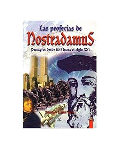 Profecias De Nostradamus: Vv.Aa.