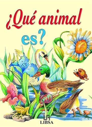 QUE ANIMAL ES? (COL. QUE ES?)