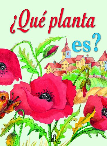 9788466203784: ¿Qué Planta Es? (Miniadivinanzas)
