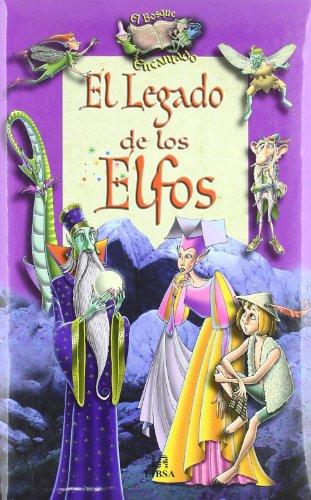 El Legado de Los Elfos (Spanish Edition): Martinez, Fernando, Telleria,