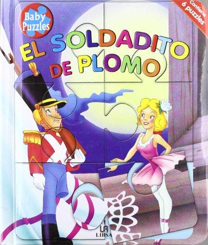 9788466207379: Soldadito de plomo (baby puzzles)
