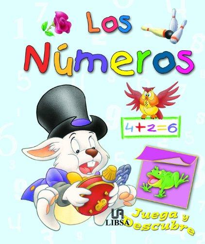 9788466207782: Los N�meros (Juega y Descubre)