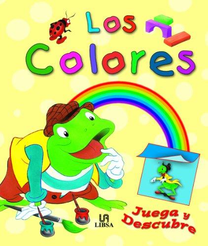 9788466207799: Los Colores (Juega y Descubre)