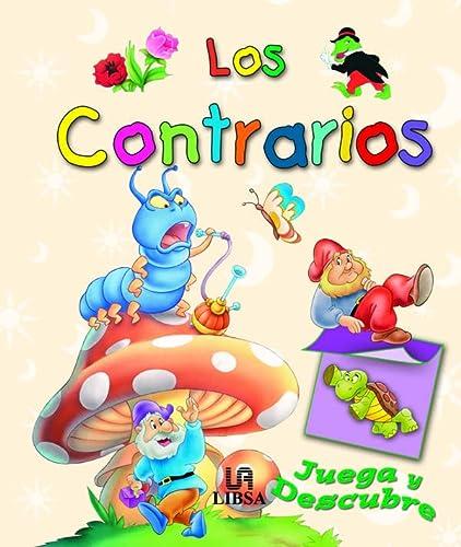 9788466207812: Los Contrarios (Juega y Descubre)