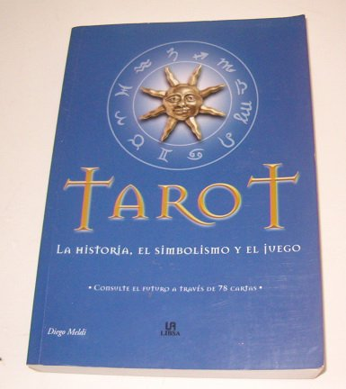 9788466208628: Tarot. La historia, el simbolismo y el juego.