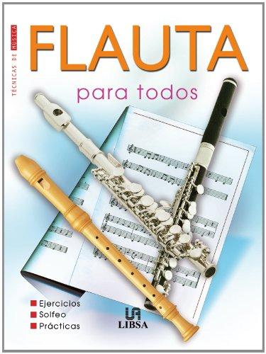 9788466209106: Flauta para todos