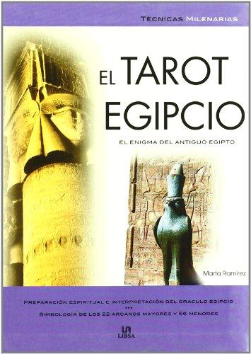 9788466210065: El Tarot Egipcio