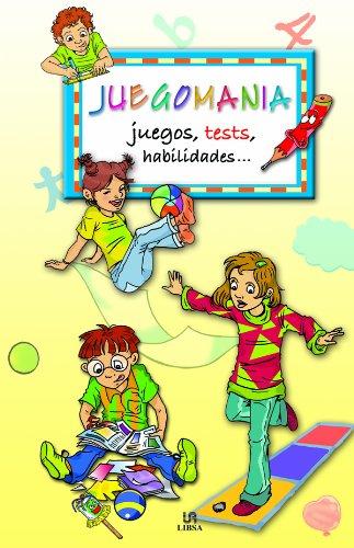 Juegomanía: Juegos, Tets, Habilidades. (Juvenil): Férnadez Vivas, Araceli