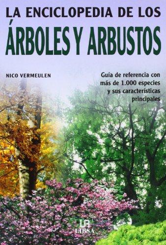 9788466210584: Enciclopedia de los arboles y arbustos, la