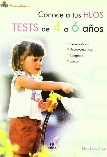 Conoce a tus Hijos: tests de 4: León Gross, Isabel